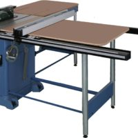 "Oliver 12"" Table Saw Rear Extension Table"