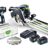 Festool 205602 Cordless TID18 and HSK55 Combo